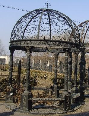 Cast Iron Gazebos Wrought Garden From China