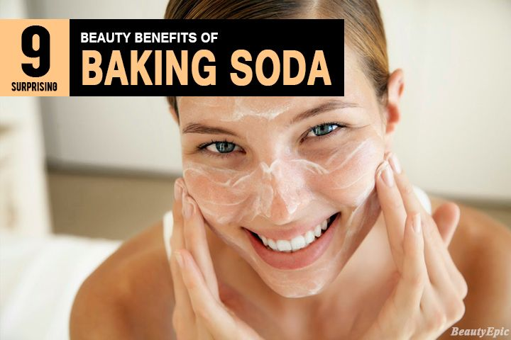 261894270841 Baking soda effectively helps to exfoliate and brighten your skin helping  improve your skin complexion. Here are Surprising Beauty Benefits of Baking  Soda