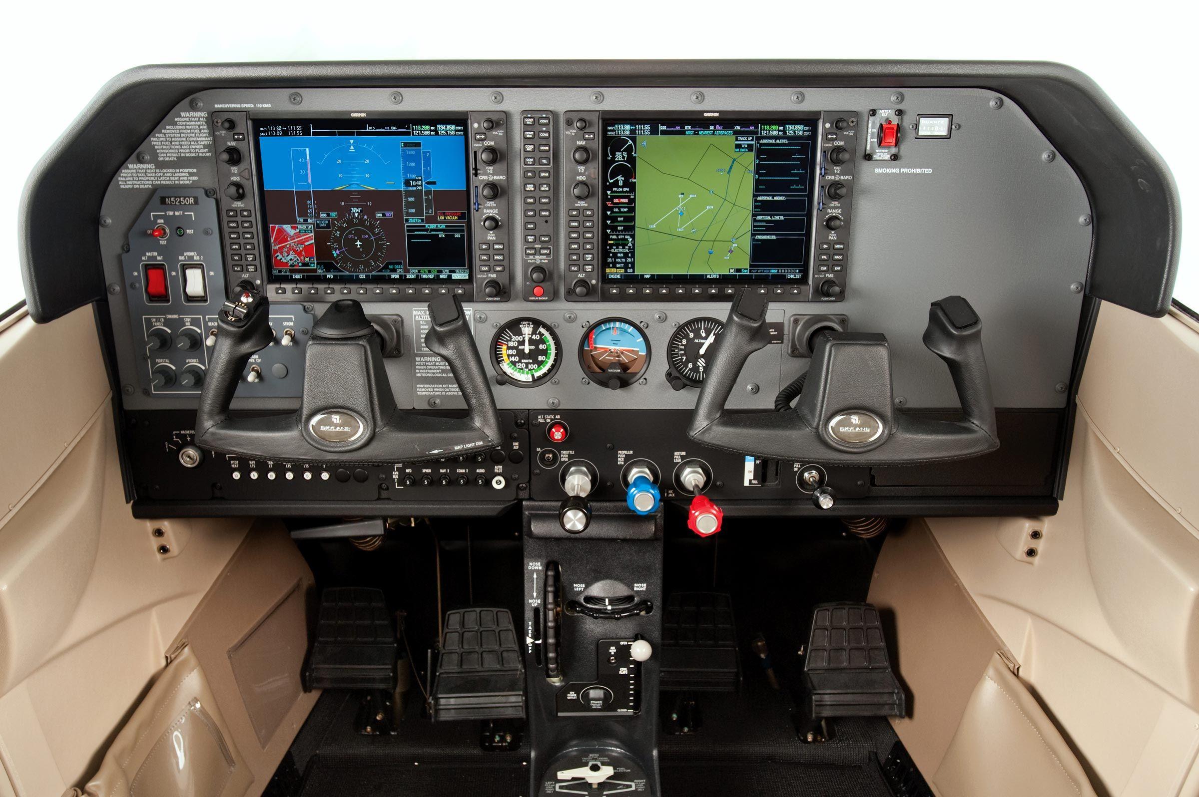 Cessna 182 Turbo Skylane Cockpit Light Aircraft Pinterest 150 Wiring Diagram