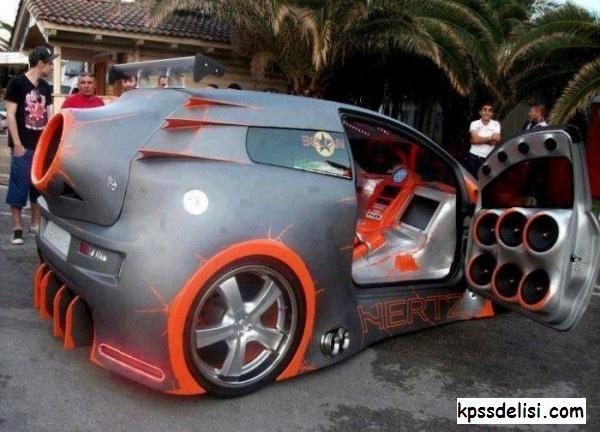 Modifiyeli Araba Resimleri Modifiye Arabalar Araba Super Araba