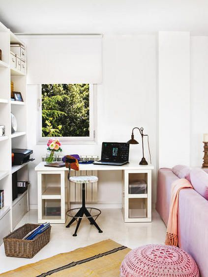 Zona para estudiar o trabajar en casa mi gusto for Estudiar decoracion de interiores a distancia