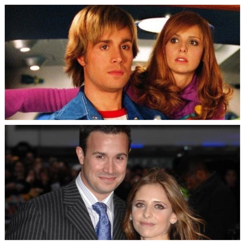 and fred and daphne