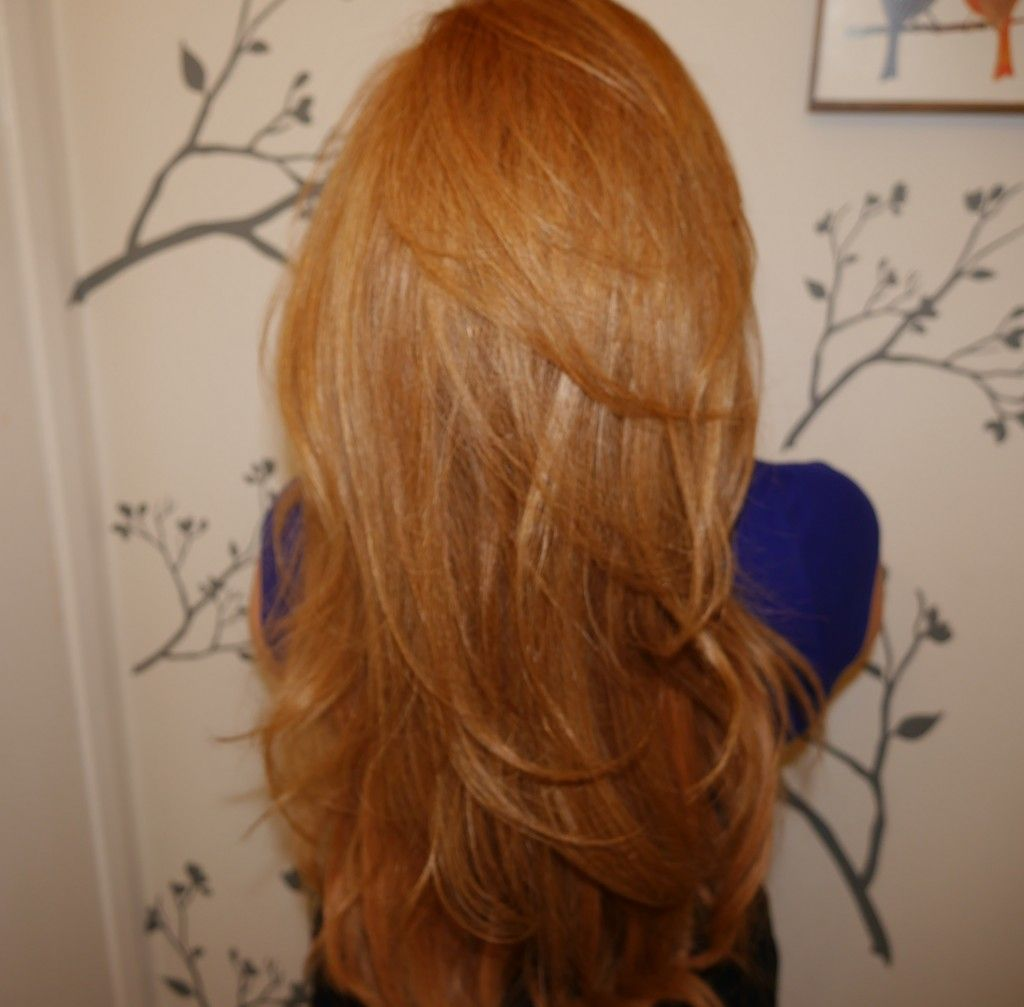 Strawberry Blonde Hair: My Epic Journey Part TWO : It ...