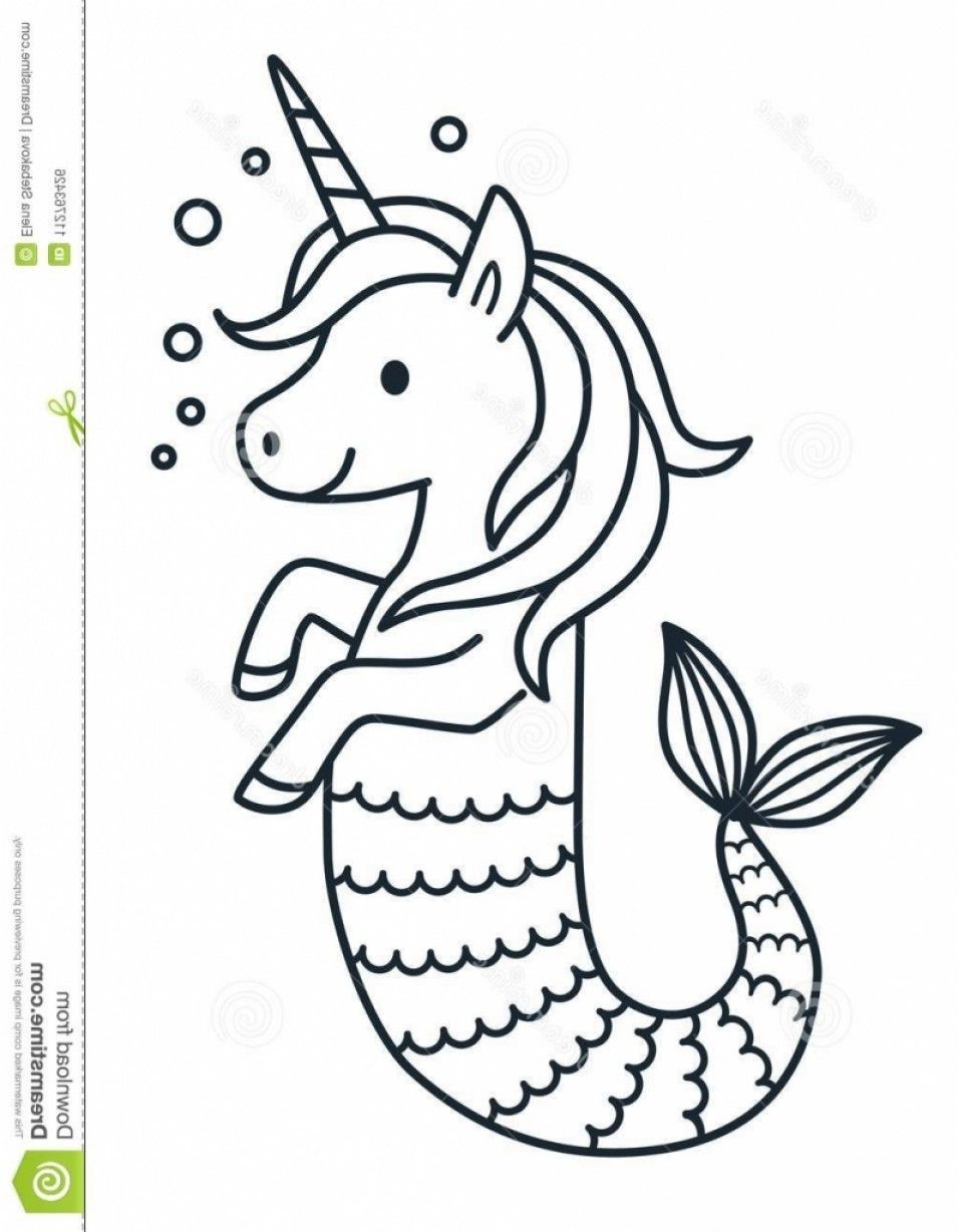 Coloring Page Of A Unicorn Youngandtae Com Unicorn Coloring Pages Mermaid Coloring Pages Mermaid Coloring Book