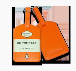 Penguin luggage tag £6.95