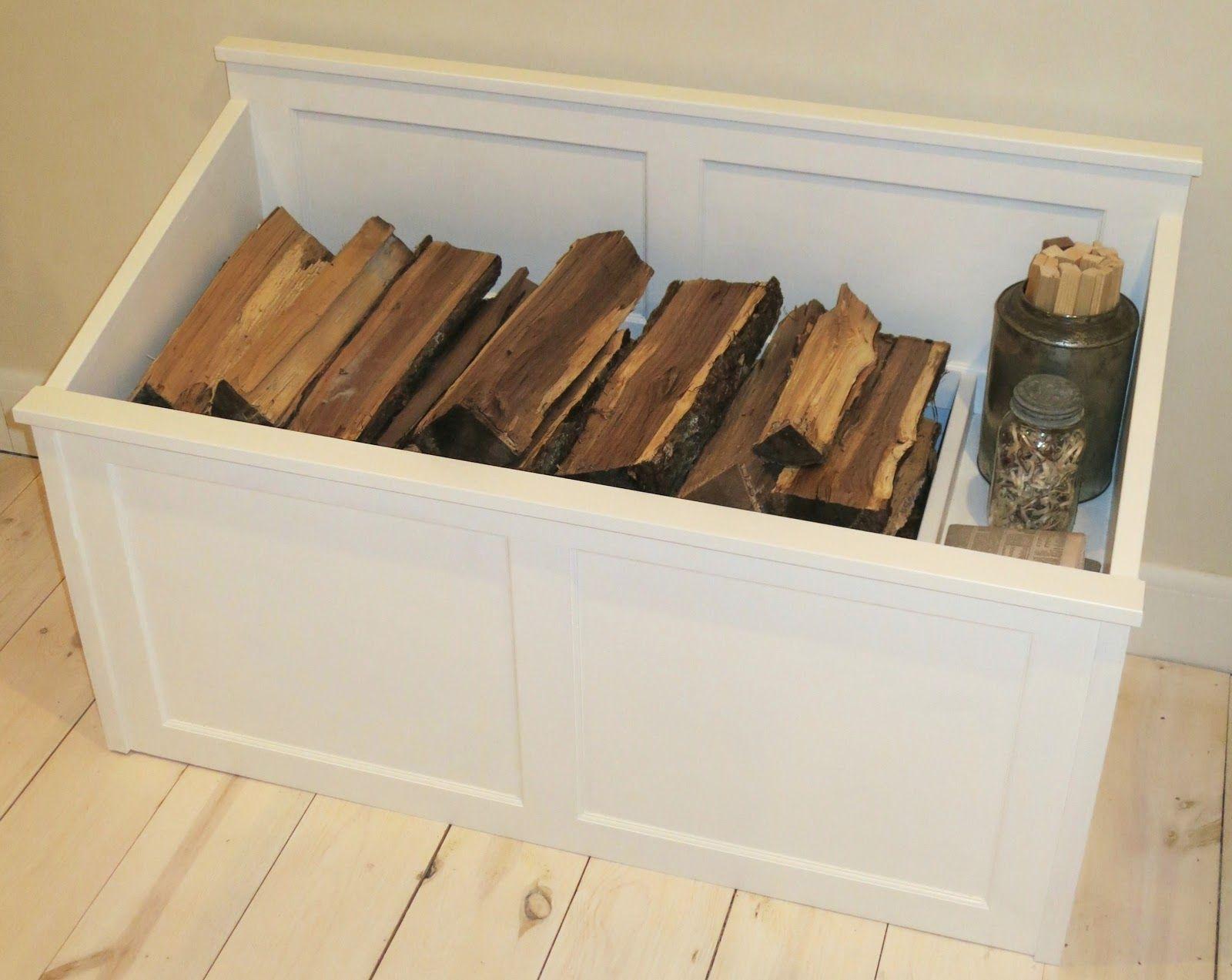 The Firewood Box Firewood Storage Wood Boxes Diy Wood Box