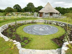 St Brigits Garden Moycullen County Galway Landscape Design Irish Garden Landscape