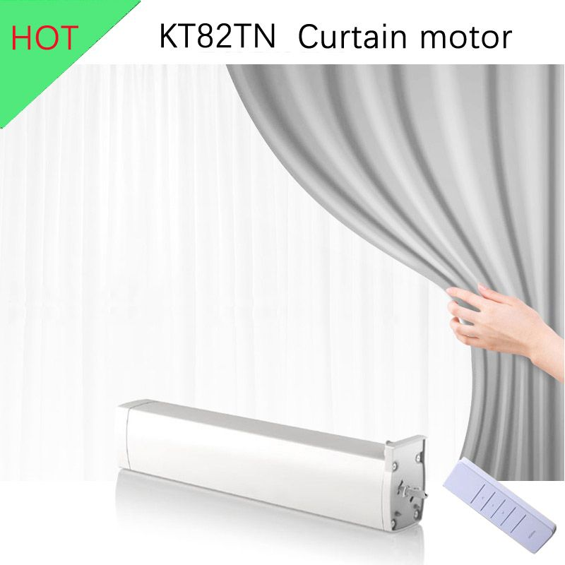 Dooya Kt82tn Electric Curtain Motor With Wifi Remote Control Ios