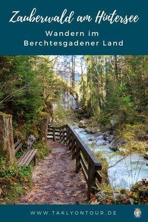 Photo of Schöne Wanderung im Zauberwald am Hintersee