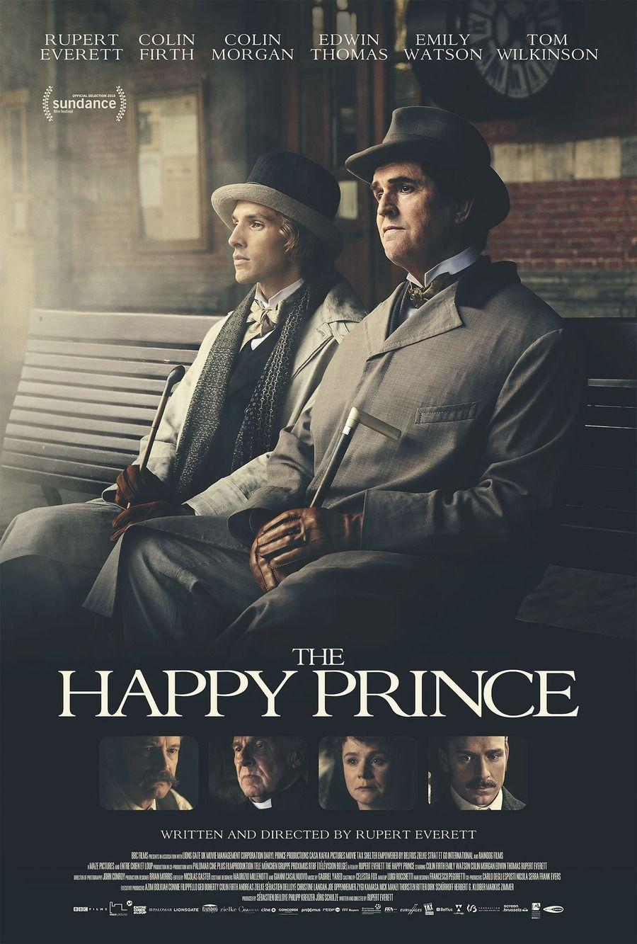 Sony Pictures Classics Ha Acquisito I Diritti Di Distribuzione Di The Happy Prince Movie Posters
