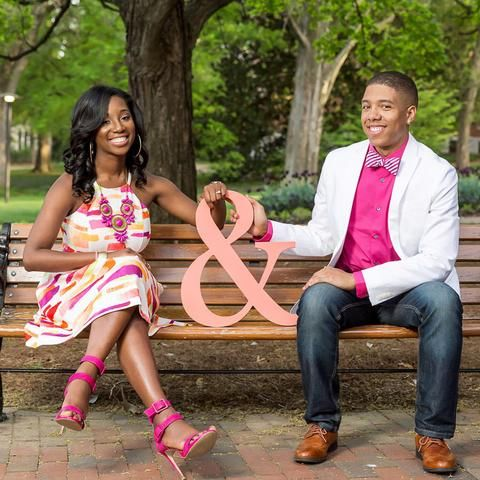 Ampersand Sign - 18 Inch - Wedding and Gifts
