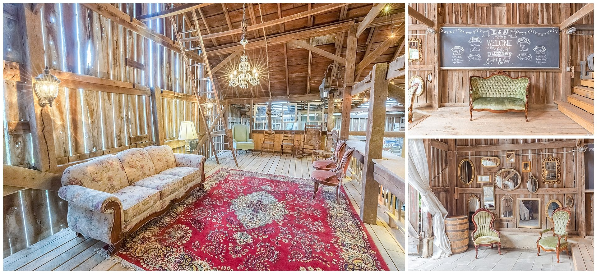 The Barn At Springhouse Gardens Wedding Venue In Nicholasville KY Kentucky