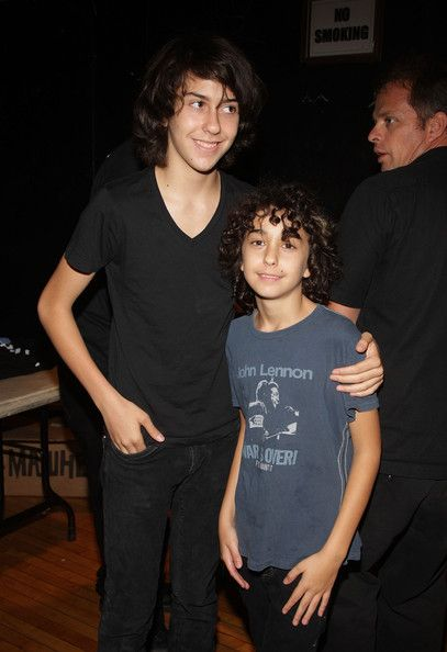 The naked brothers band concert