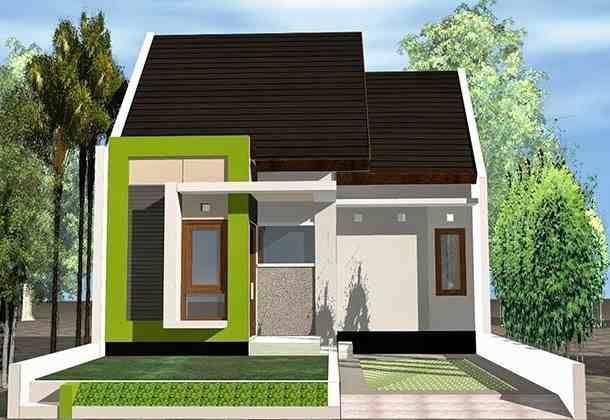 rumah minimalis tipe 36 tampak depan foto rumah type 36