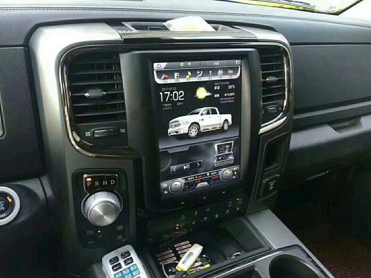 10 4 Android 7 1 Fast Boot Vertical Screen Navi Radio For Dodge Ram 2013 2018 Dodge Ram Accessories Dodge Ram Ram Accessories