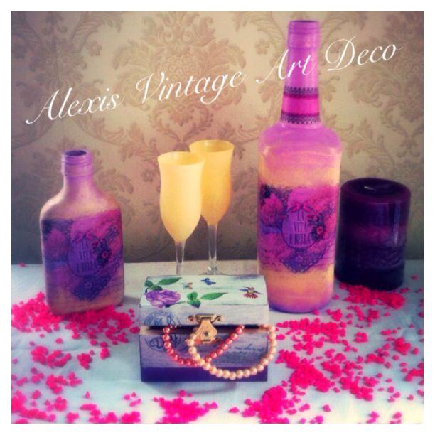 Home Decor and Gift Hande Made facebook: Alexis Vintage Art Deco ...