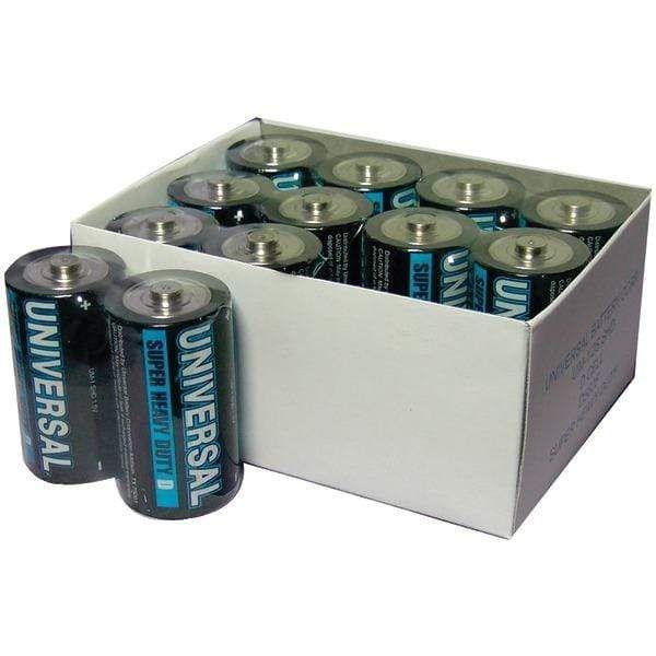 Super HeavyDuty Battery Value Box (C; 24 pk) Cool