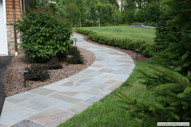 Walkway Design Ideas | New Jersey Landscaping, Landscape Design, Outdoor  Kitchens, Morris .
