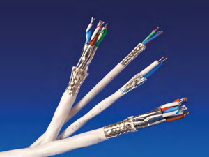 Aerospace Ethernet Cables go for faster speed and lighter weight ...