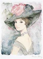 Lady by Bernard Charoy