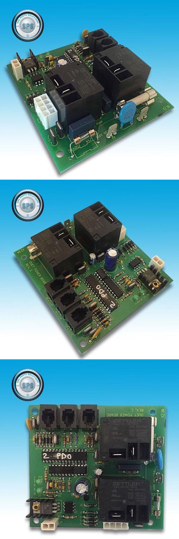 Spas and Hot Tubs 84211: Vita Spa Ld15 Duet Circuit Board -> BUY IT ...