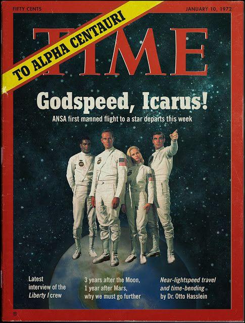 תוצאת תמונה עבור proxima centauri magazine cover