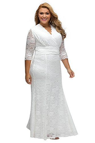 Womens Plus Size Ivory Lace Overlay Cocktail Dress 2X Cold Shoulder Bodycon