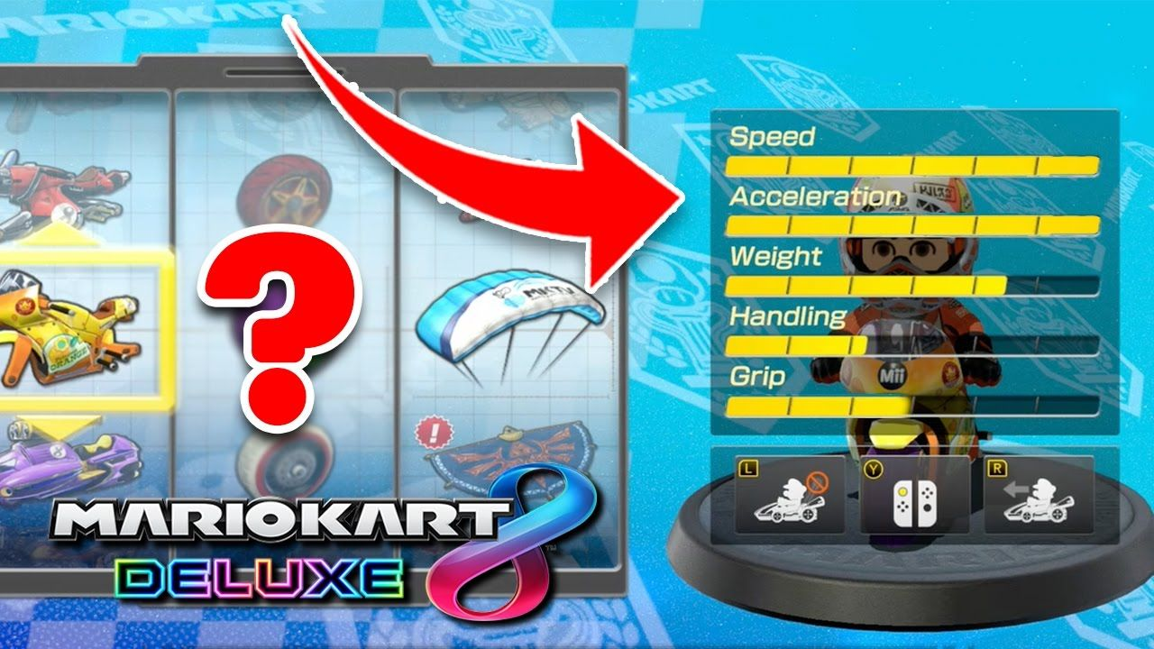 Fastest Kart Bike In Mario Kart 8 Deluxe Win Every Time Using This Combination Youtube Mario Kart 8 Mario Kart Youtube Mario