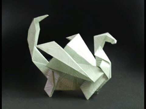 Learn To Make This Fantastic Origami Dragon Designed By Robyn