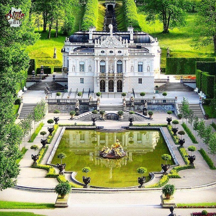 Linderhof Linderhof Palace Neuschwanstein Castle Oberammergau