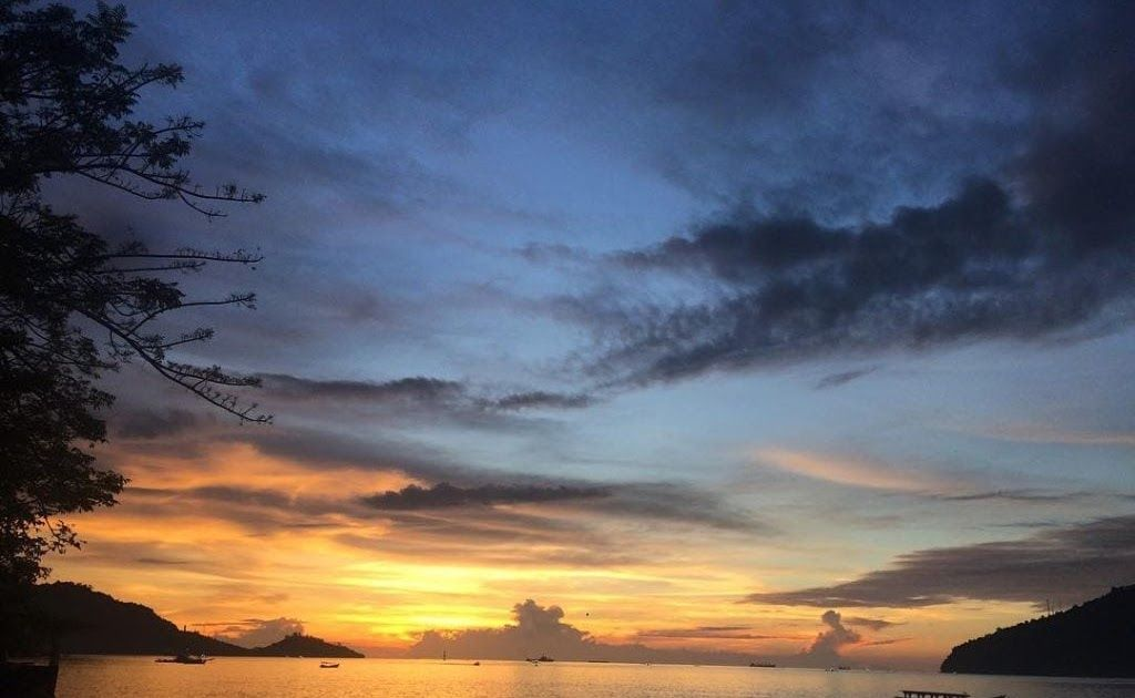 13 Pemandangan Pantai Padang Di 2020 Pantai Gambar