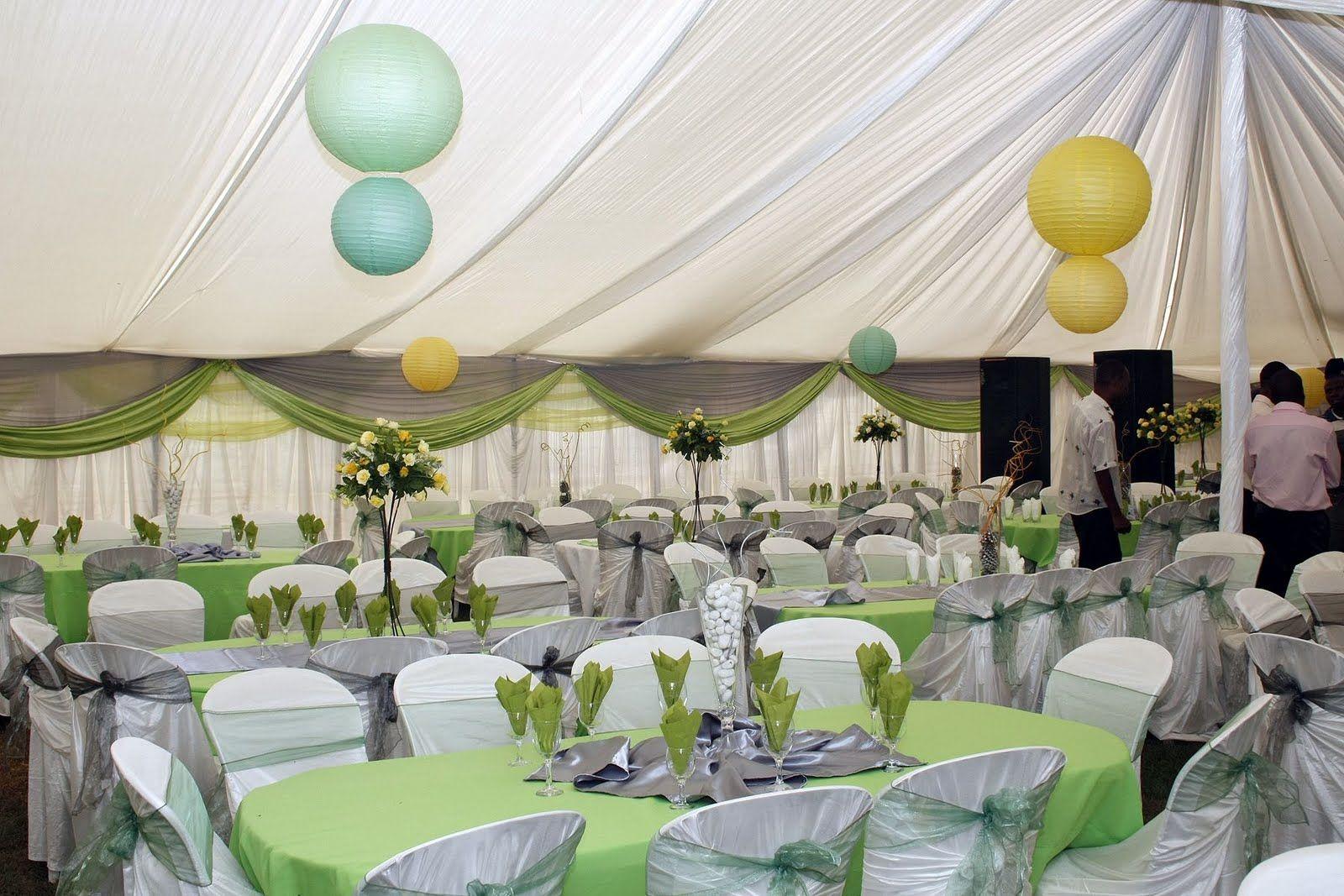 Simple Wedding Decorations