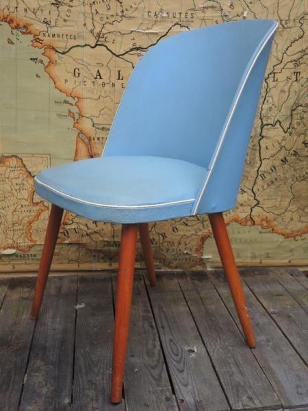 Coktailsessel Sessel Loungesessel der 50er Jahre Retro Zustand siehe ...