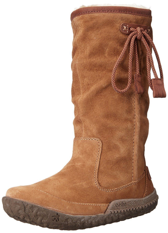 Cushe Womens Tan Boots Cascade Wp