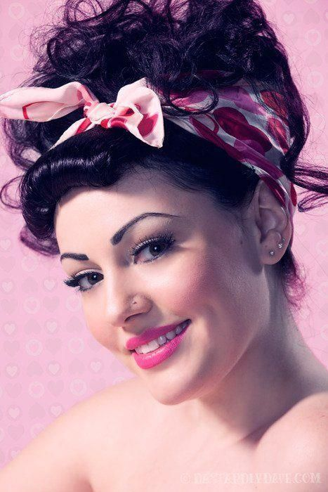 10 Valentines Day Makeup Ideas Ideas Pin Up Hairstyles