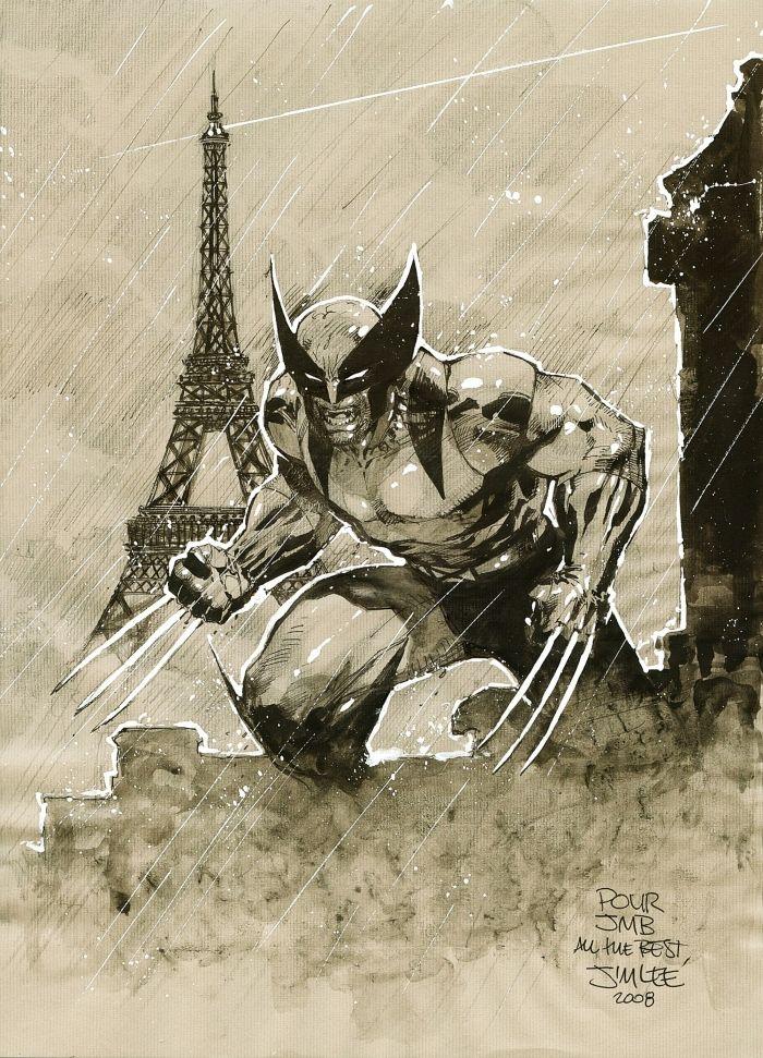 Jim Lee - Wolverine