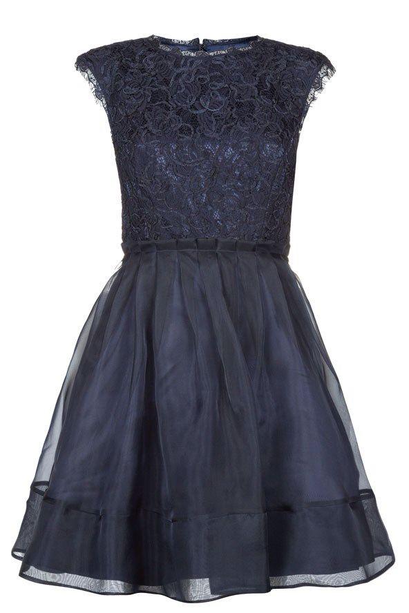 Jessika dress, £229, Ted Baker | vestidos fiesta | Pinterest ...