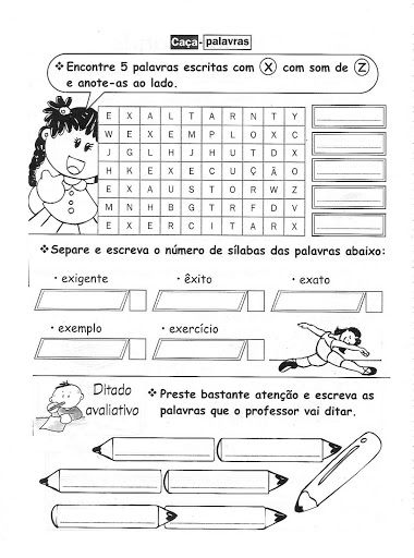 Pin Em Atividade De Infantil