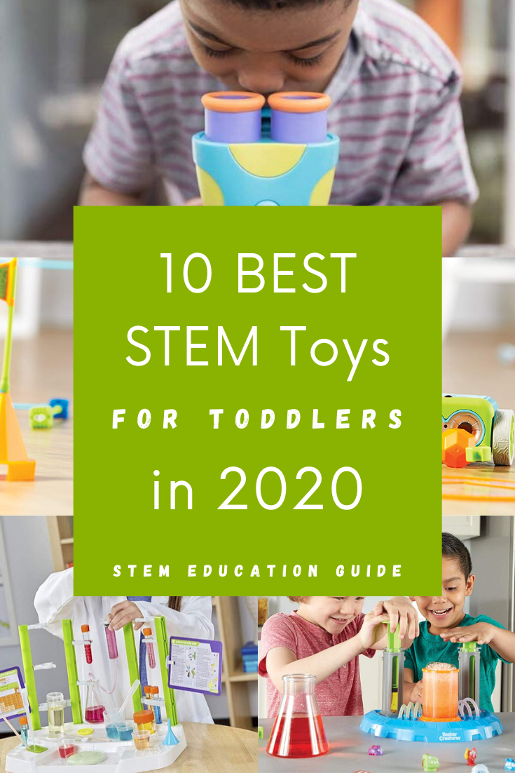 Stem Toys For 2 Year Olds