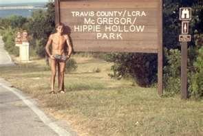 Hippie hollow nude photos