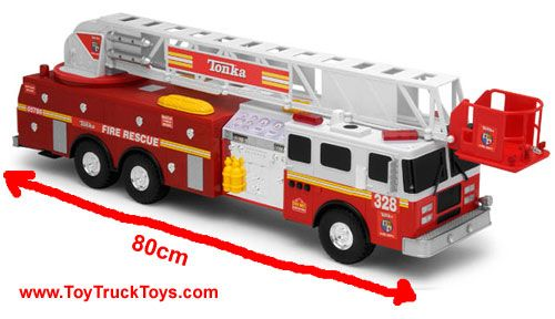 14 Types Of Tonka Fire Truck Toys Comparison 2017