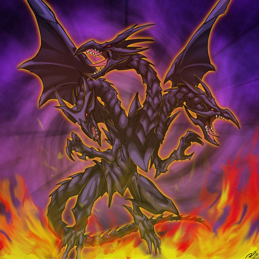 red eyes ultimate dragon by raphtil on deviantart dragons