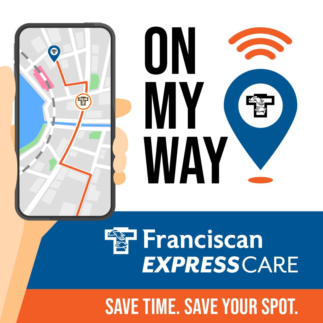 Saving Your Place In Line Is As Easy As Opening The Franciscan Mychart Application On Any S In 2020 Advanced Practice Registered Nurse Medical Problems Medical History