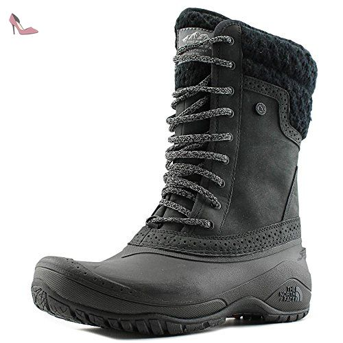 6d5491f890 The North Face Shellista II Mid Femmes US 10 Noir Botte de Neige -  Chaussures the north face (*Partner-Link)