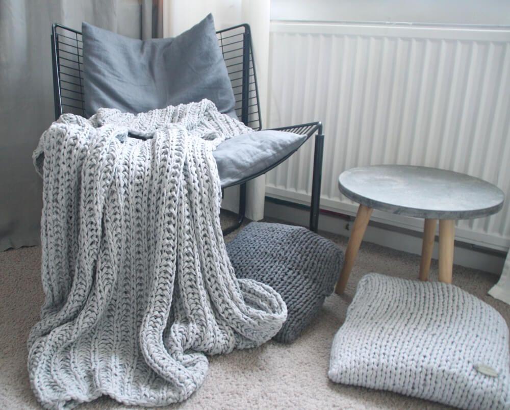 Textilgarn Dicke Wolle Ideen Zum Stricken Häkeln Diy