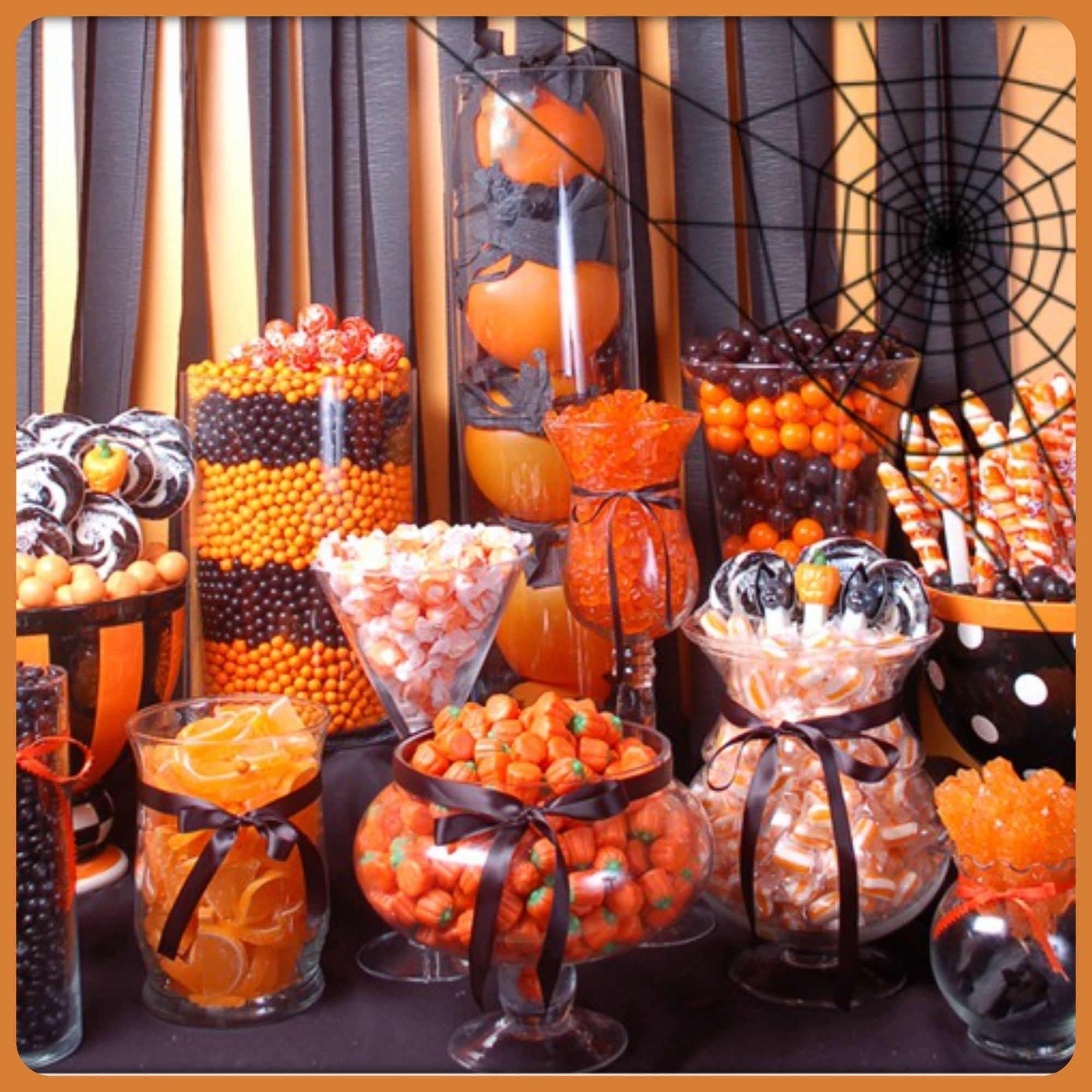 spooky halloween - Halloween Themed Wedding Reception