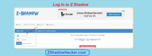 zshadow login | http://zshadowhacker com/ in 2019 | Hack