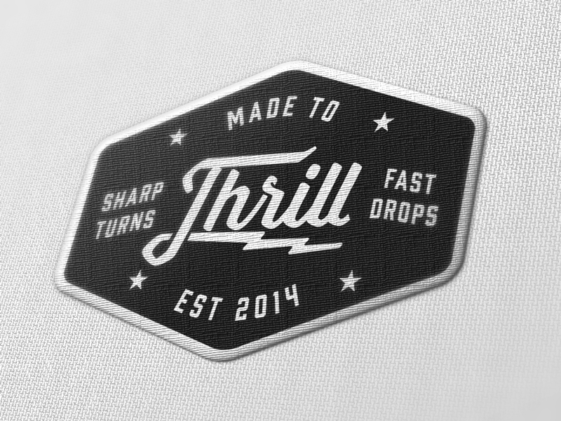 Coaster Gang Badge Design Coasters Logo Design