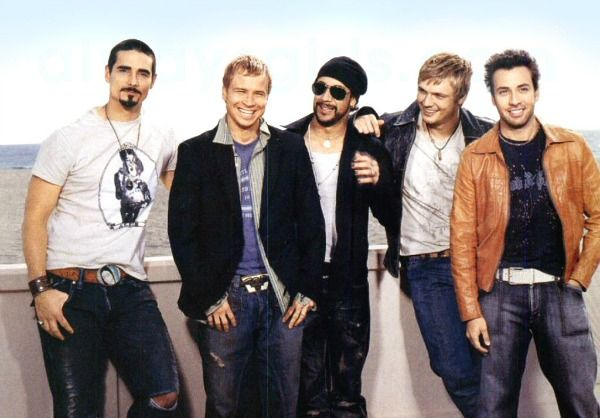 IAWLTBrazil Backstreet Boys