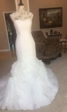 Maggie Sottero Primrose Wedding Dress Curly For At 33 Off Retail